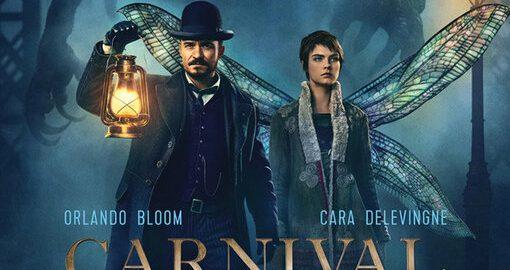 carnival row plakat