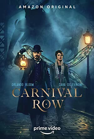 Carnival Row poster